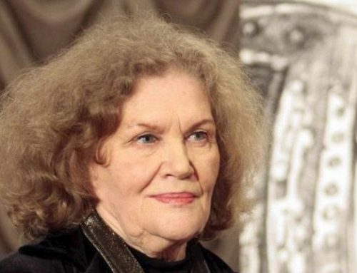 Lina Kostenko the Most Famous Ukrainian Poetess