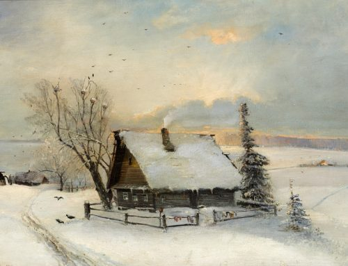 Alexei Savrasov, Creator of the Lyrical Landscape Style