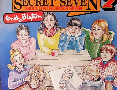 Secret Seven by Enid Blyton