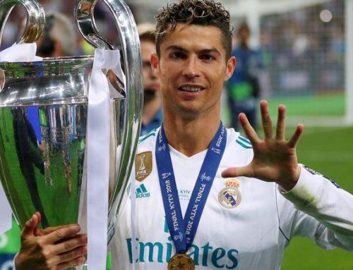 My Favourite Sportsman Cristiano Ronaldo