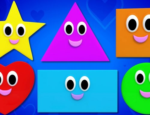 Shapes Word List