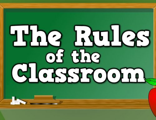 School Rules Level A1 Elementary