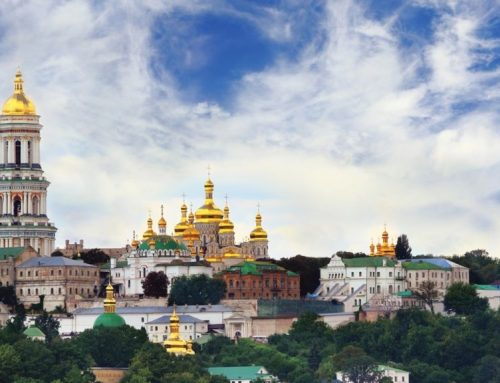 Sightseeing in Kyiv