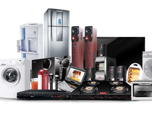 Electrical Appliances at Home