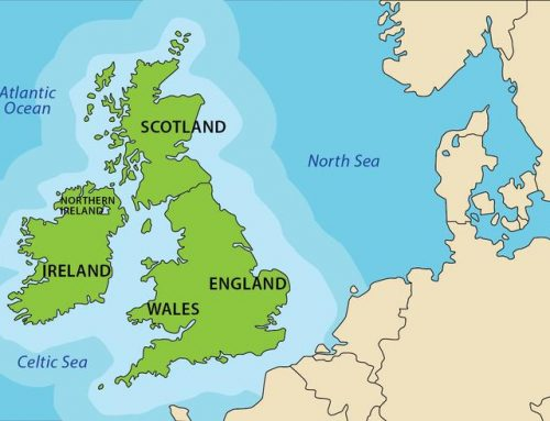 Great Britain Geography Briefly