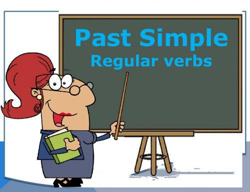 Fly High 3 Past Simple Regular Verbs