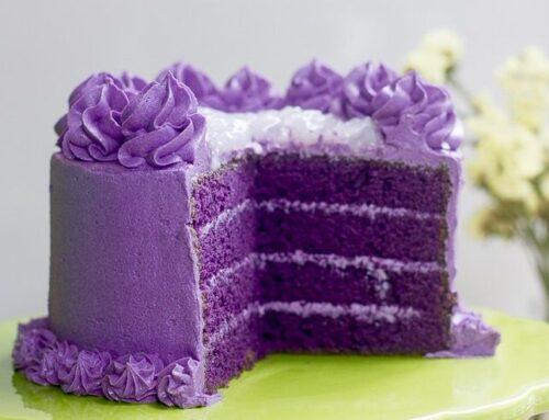 Ube Desserts