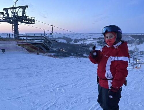Vodianyky Ski Resort in Cherkasy Region