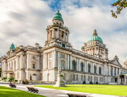 Belfast Northern Ireland Capital