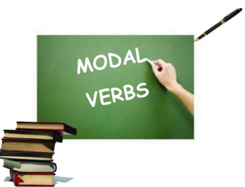 Modal Verbs of Possibility